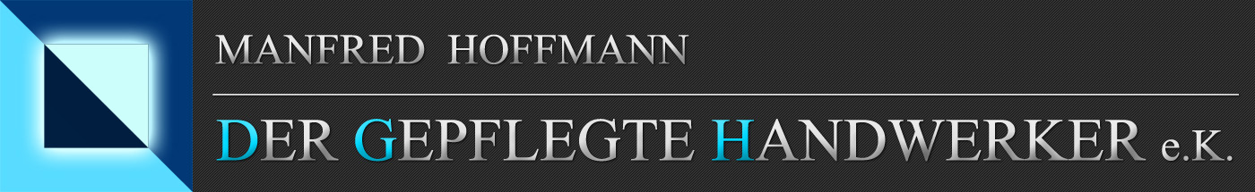 Manfred Hoffmann – der gepflegte Handwerker e.K.